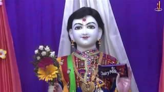 Mor Bole   મોર બોલે   Kirtan Darshan - 18   By Pu. Gyanjivandasji Swami - Kundaldham